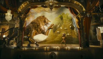 Theatre Lion